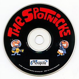 The Spotnicks Discography